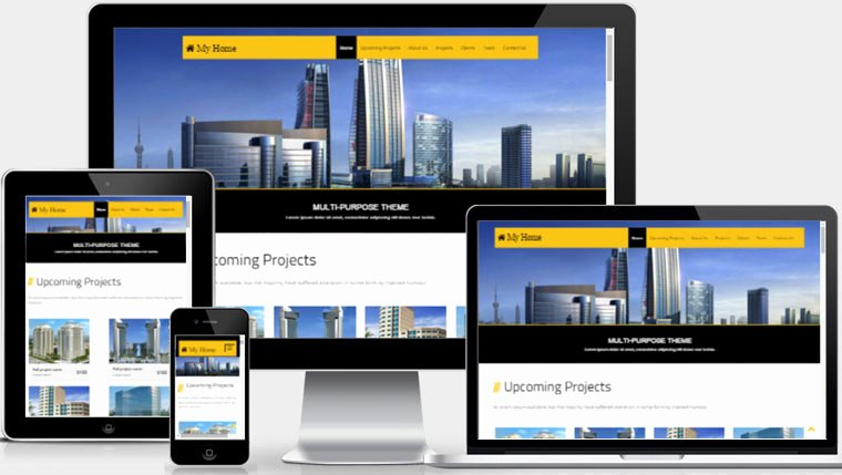Bootstrap Real Estate Template Fresh Free Bootstrap Template Real Estate Download now