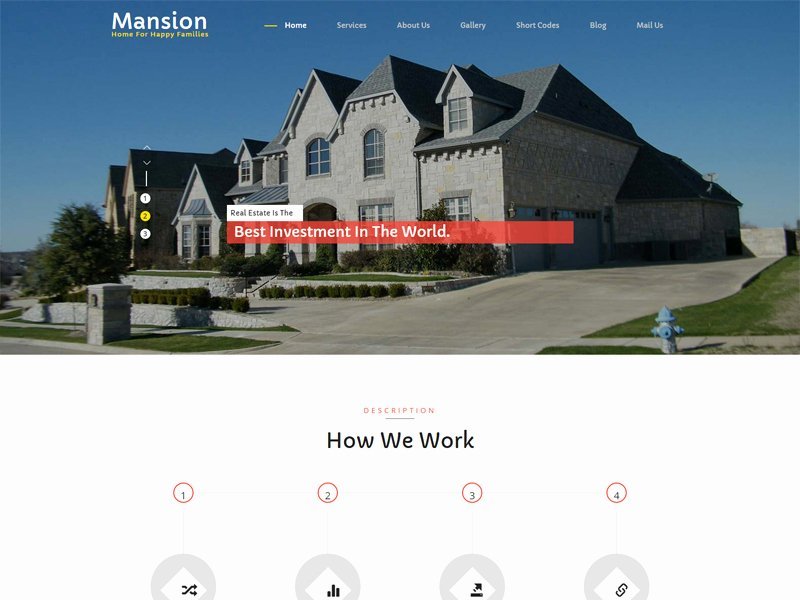 Bootstrap Real Estate Template New 5 Best Free Real Estate Bootstrap Templates In 2019
