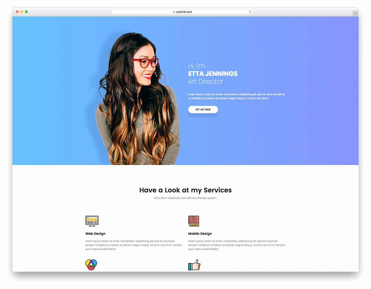 Bootstrap Resume Template Free Beautiful 27 Free Bootstrap Resume Templates for Effective Job