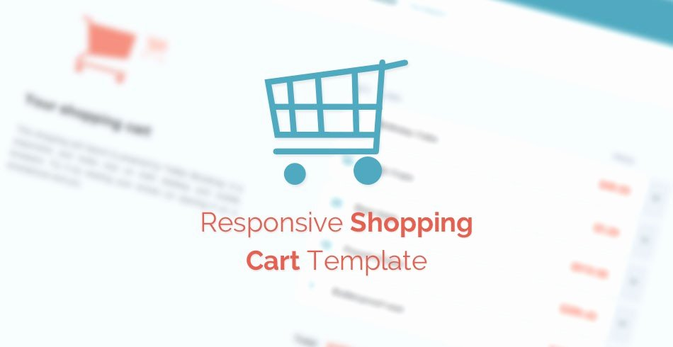 Bootstrap Shopping Cart Template Inspirational Free Template Responsive Shopping Cart Tutorialzine
