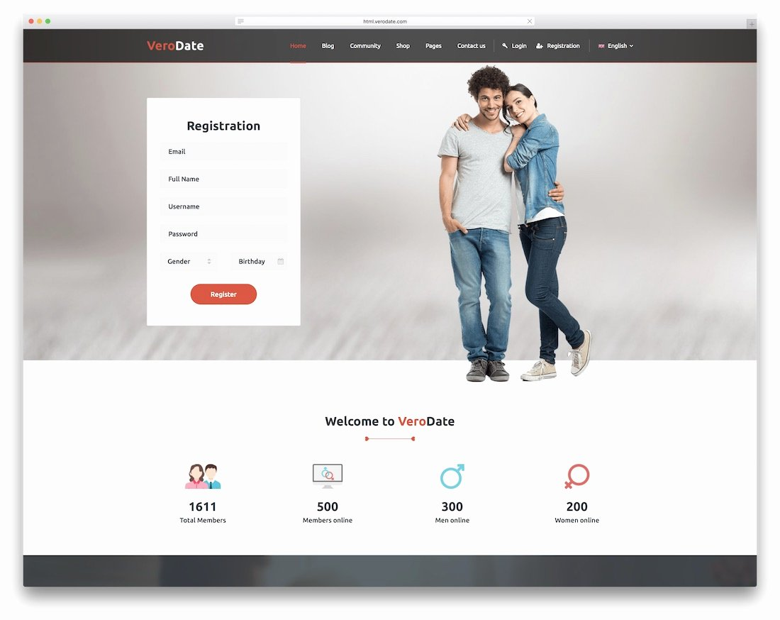 Bootstrap social Network Template Awesome 15 Best Free & Premium Bootstrap social Network Templates