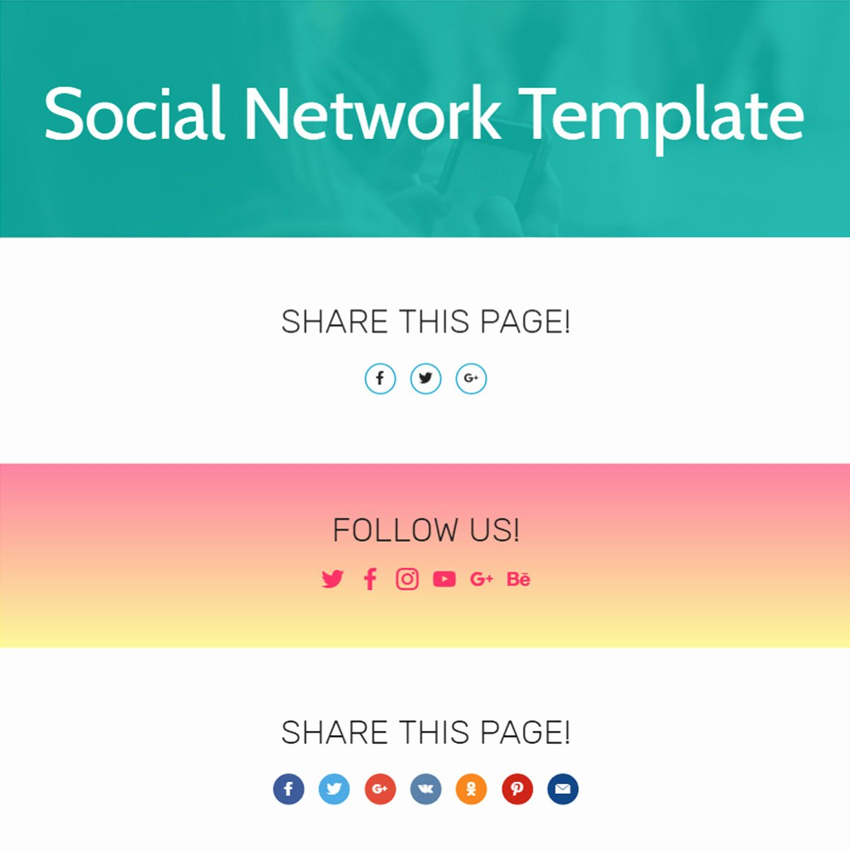 Bootstrap social Network Template Best Of Free Bootstrap 4 Template 2019