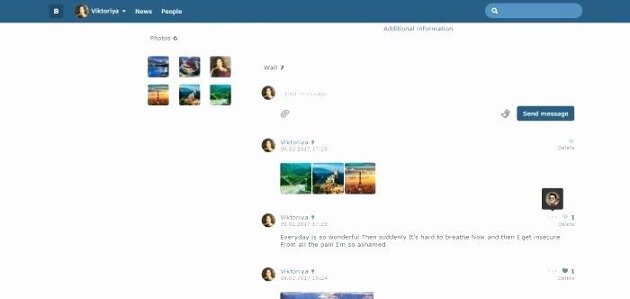 Bootstrap social Network Template Lovely Bootstrap social Network Css Template Clean Note HTML Free