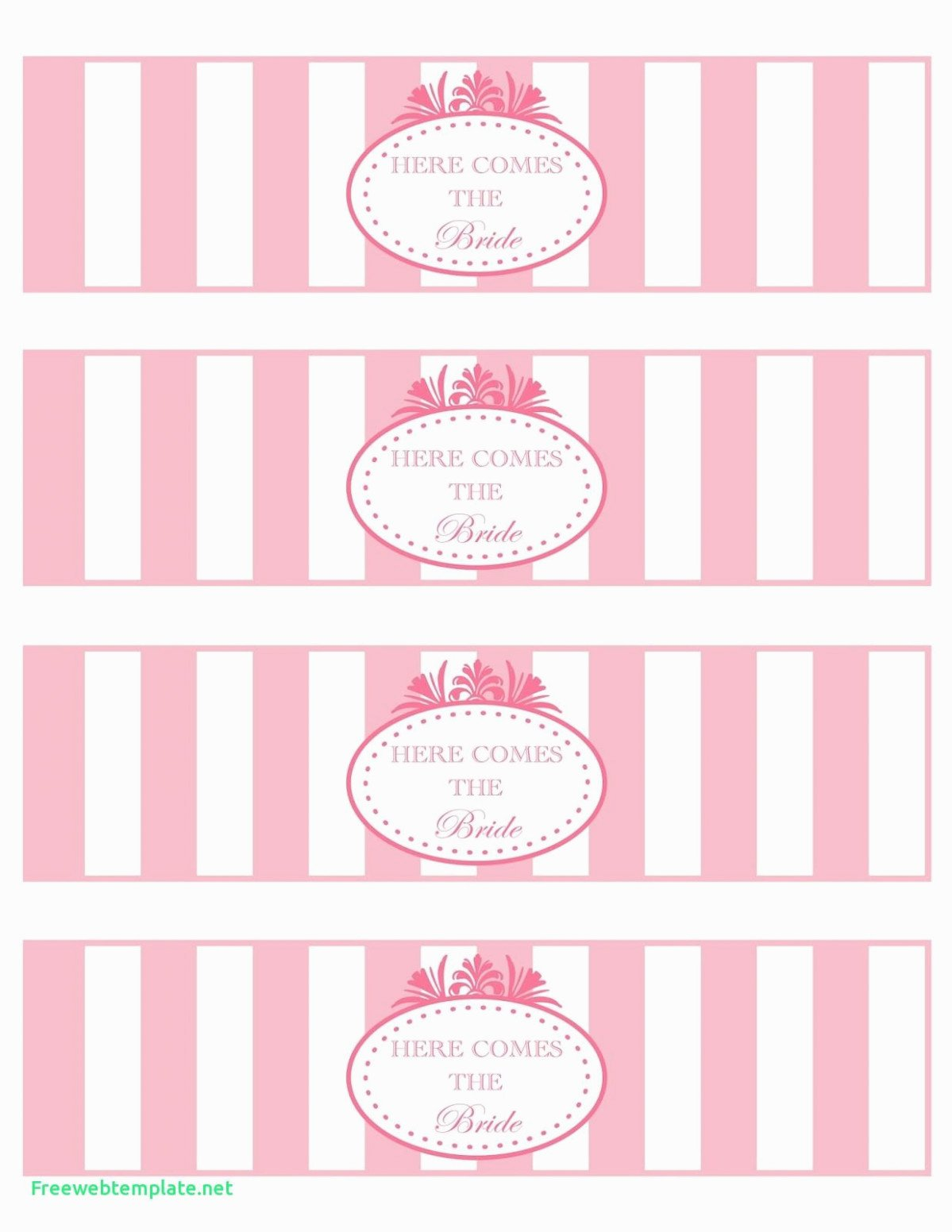 Bottle Label Template Free Beautiful 14 Free Printable Water Bottle