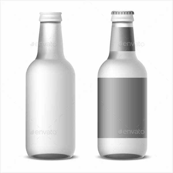 Bottle Label Template Free Unique 7 Beer Bottle Label Templates Design Templates