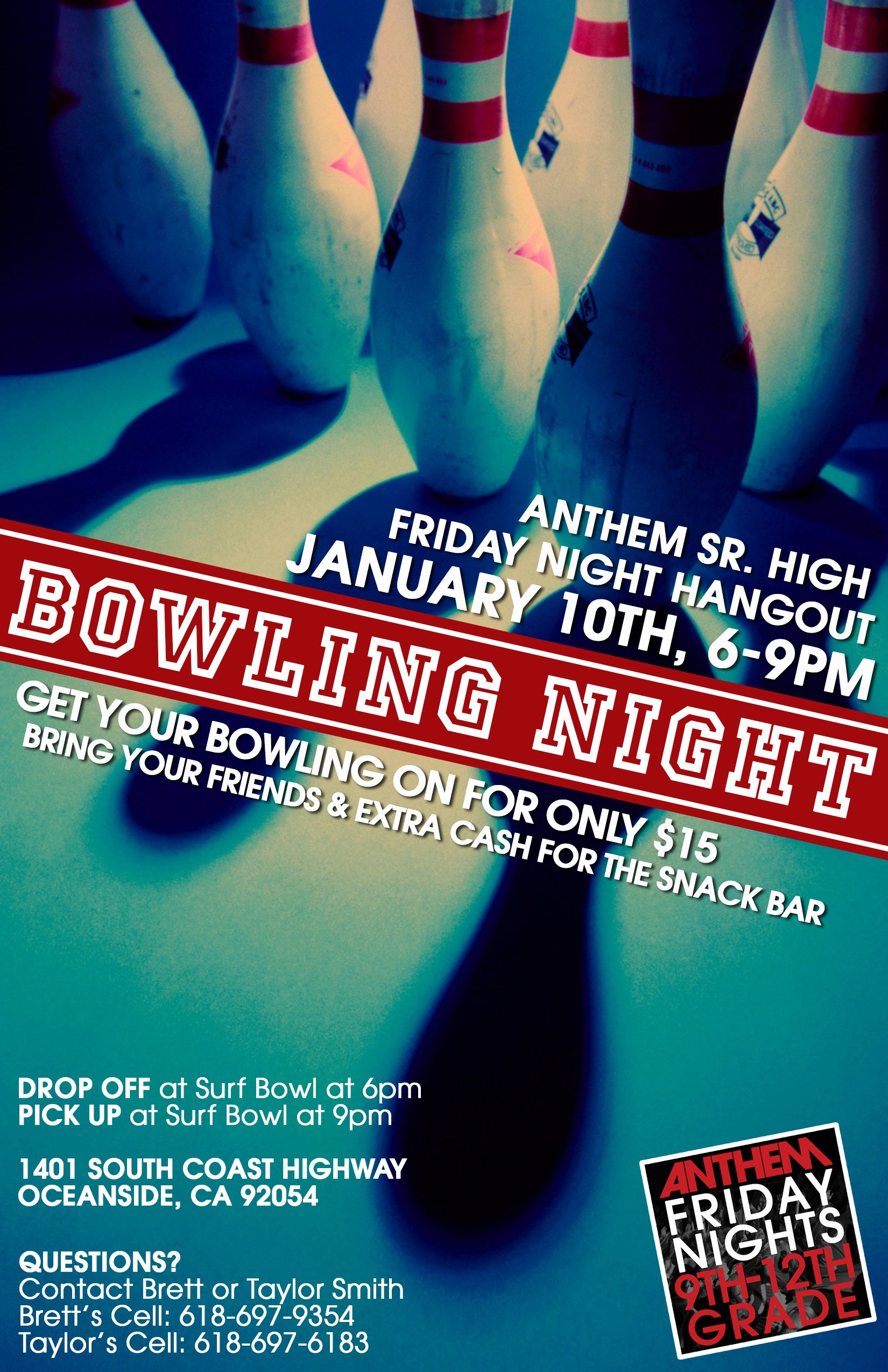Bowling Flyer Template Free Awesome Bowling Flyer Template Free Portablegasgrillweber