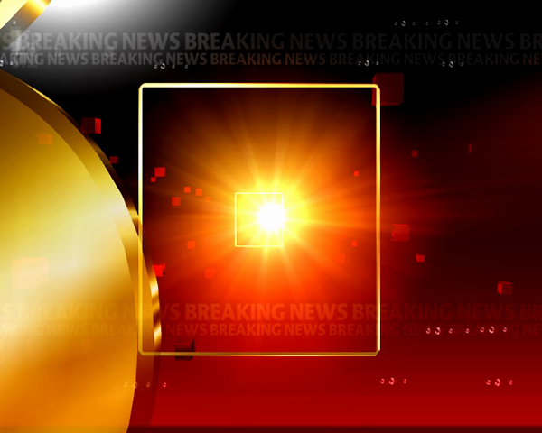 Breaking News Template Free Best Of Breaking News Templates On Behance