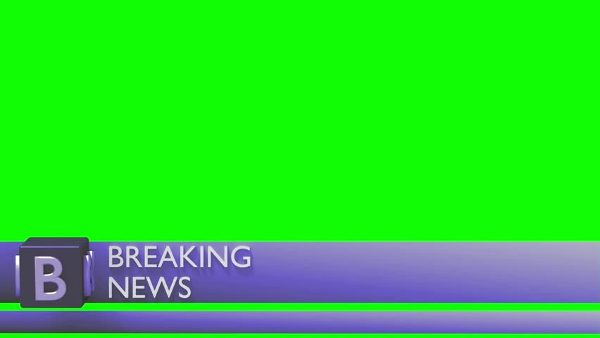 Breaking News Template Free Fresh Lower 3rd News Corporate Dual Third L3rd Purple Stock