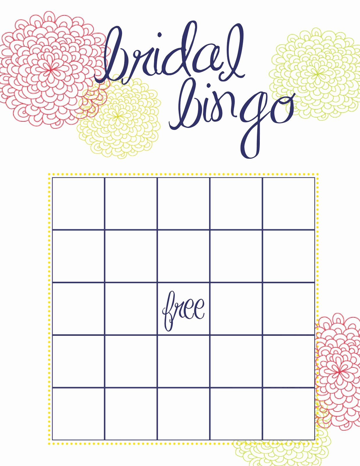 Bridal Shower Card Template Fresh How to Throw the Best Bridal Shower Pretty Happy Love
