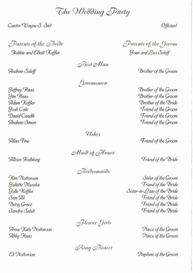 Bridal Shower Checklist Template Luxury Wedding Party List Template Free