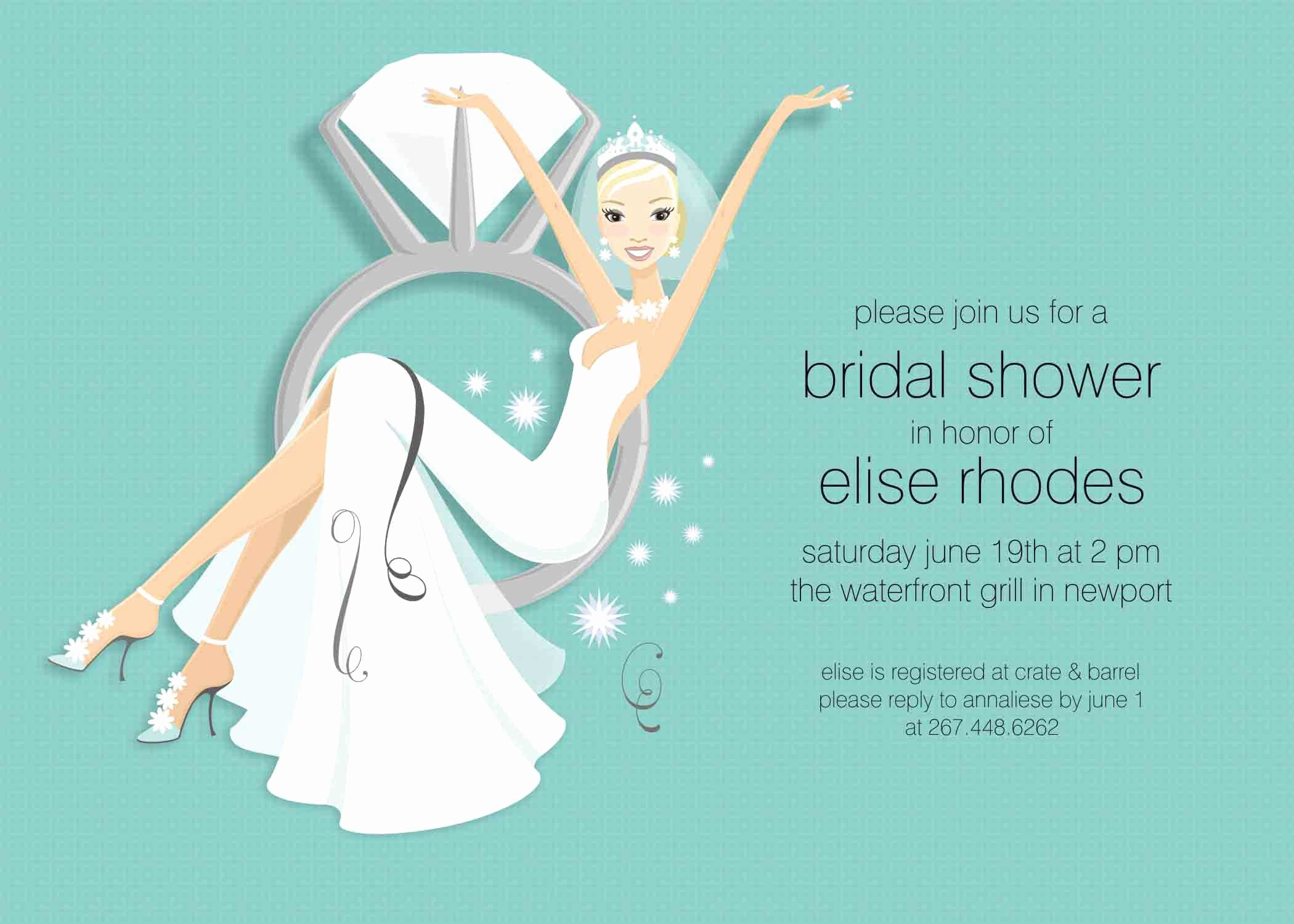 Bridal Shower Invitation Template Lovely Template Free Bridal Shower Invitation Template Bridal