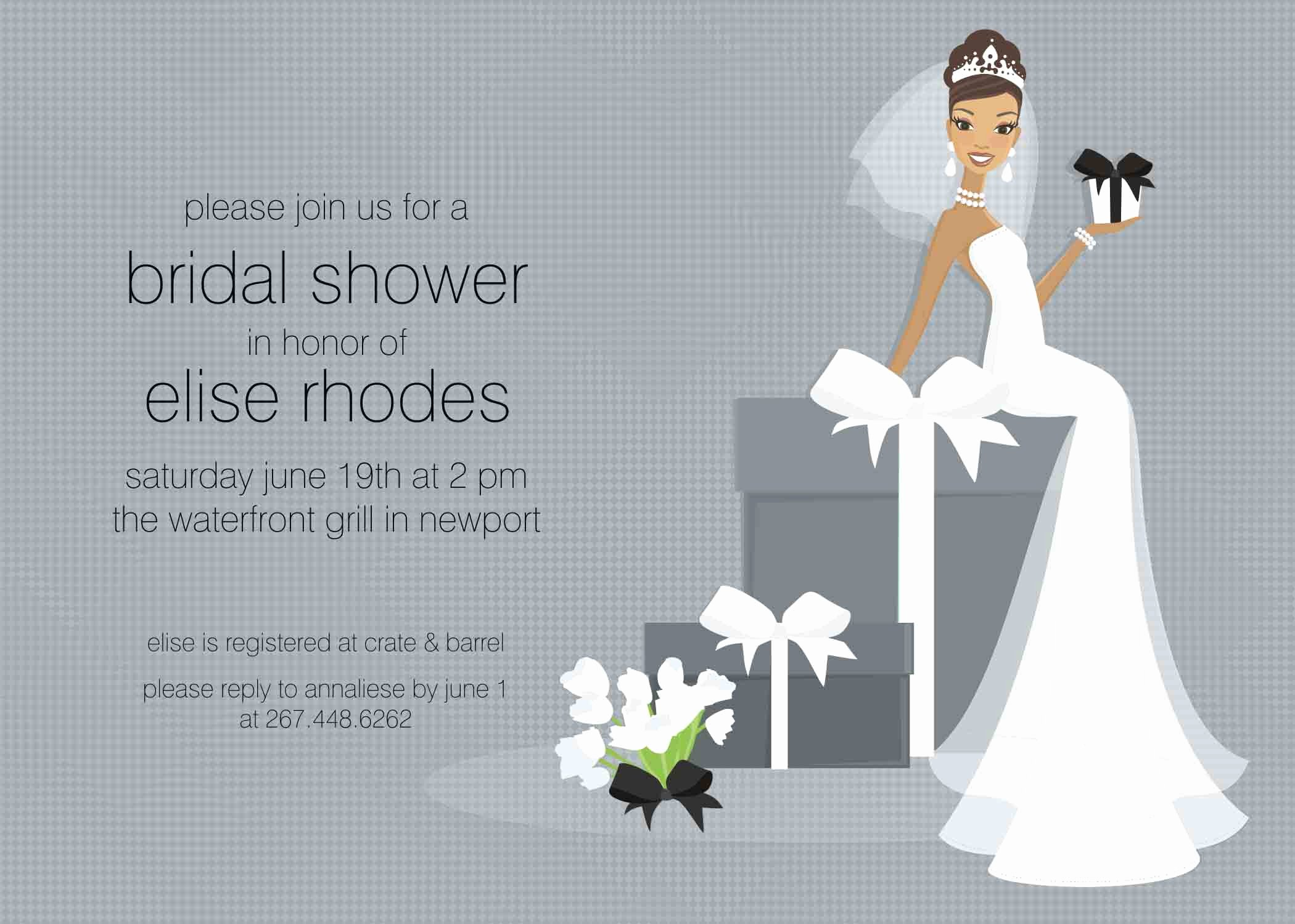 Bridal Shower Invitation Template New Bridal Shower Invitation Templates Beepmunk