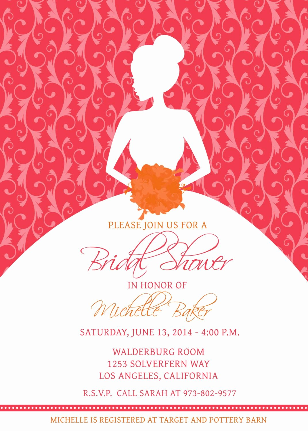 Bridal Shower Invitations Template Beautiful Free Powerpoint Invitation Templates