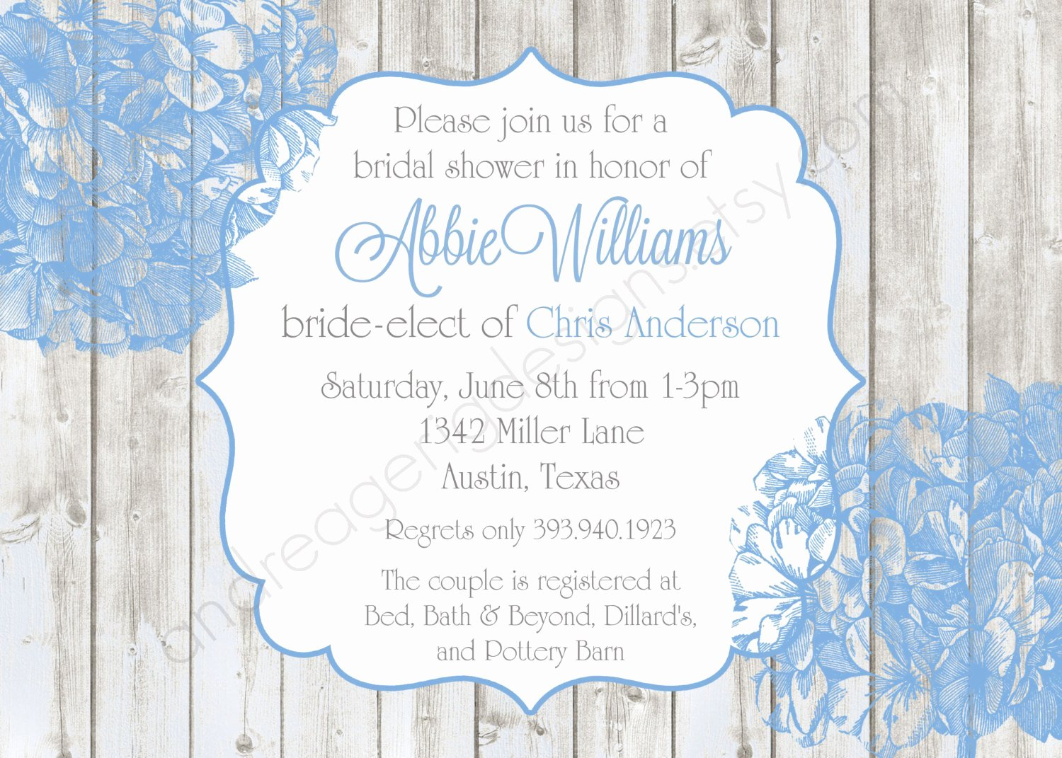 Bridal Shower Invitations Template New Bridal Shower Invitations Microsoft Word Bridal Shower