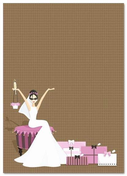 Bridal Shower Invite Template Elegant 39 Best Invitation Images On Pinterest