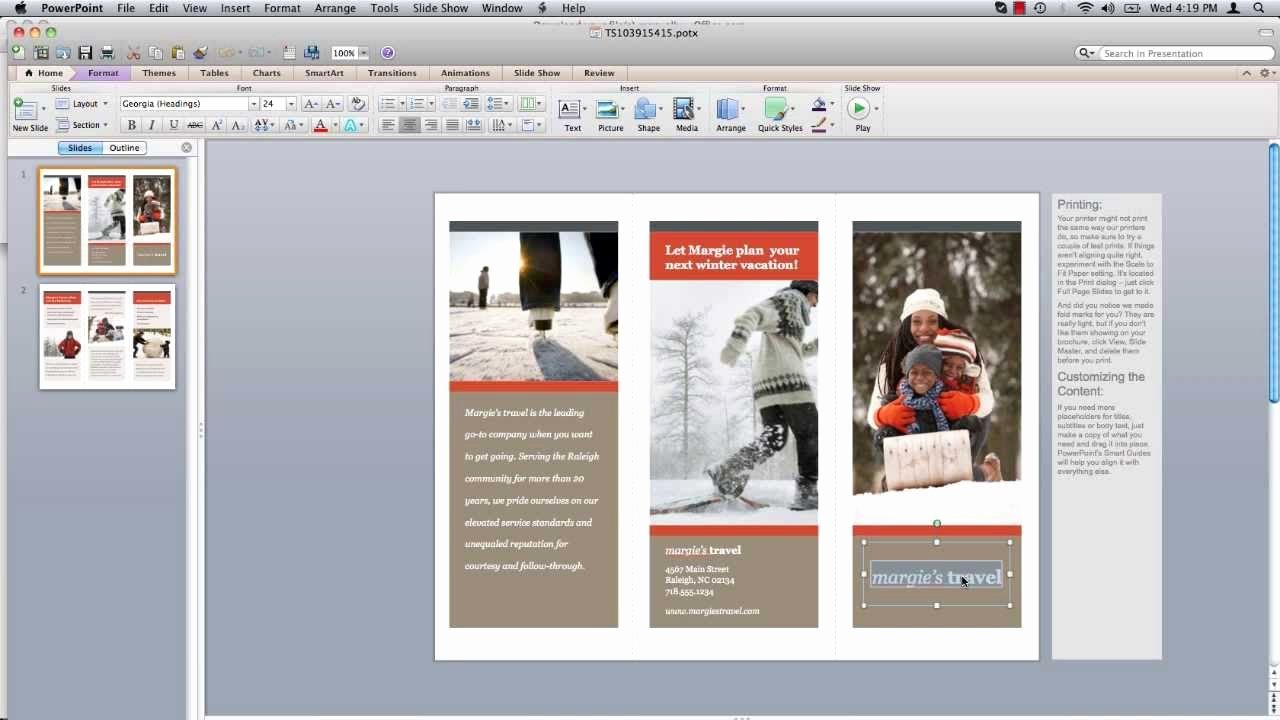 Brochure Google Docs Template Awesome Brochure Templates Google Docs All Templates