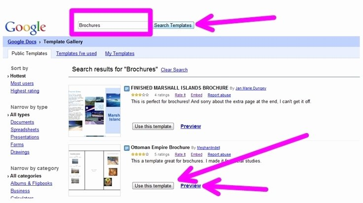 Brochure Google Docs Template Beautiful Brochure Templates Google Docs Beepmunk