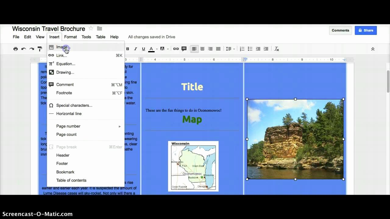 Brochure Google Docs Template New Google Docs Brochure Template File Free Download