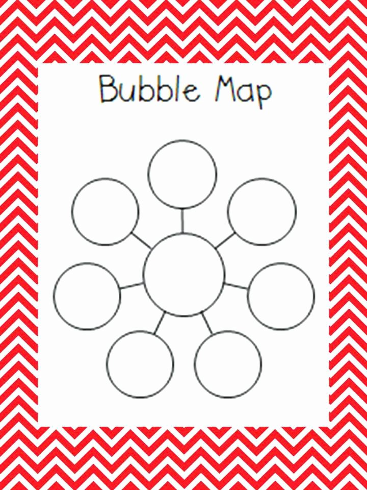 Bubble Map Template Word Elegant Double Bubble Map Template Printable Worksheet Coloring