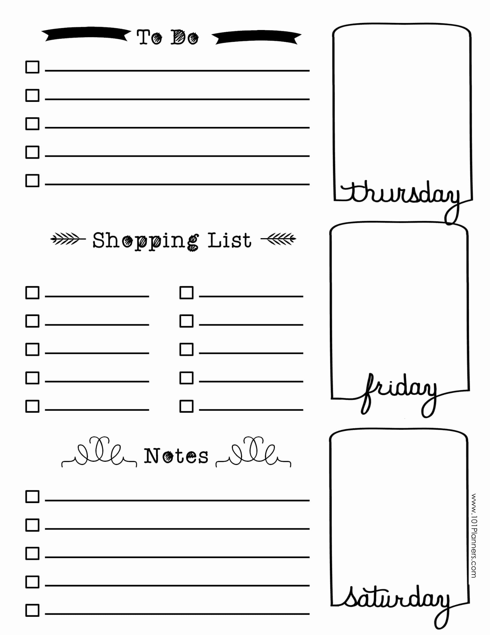 Bullet Journal Excel Template Best Of Free Bullet Journal Printables