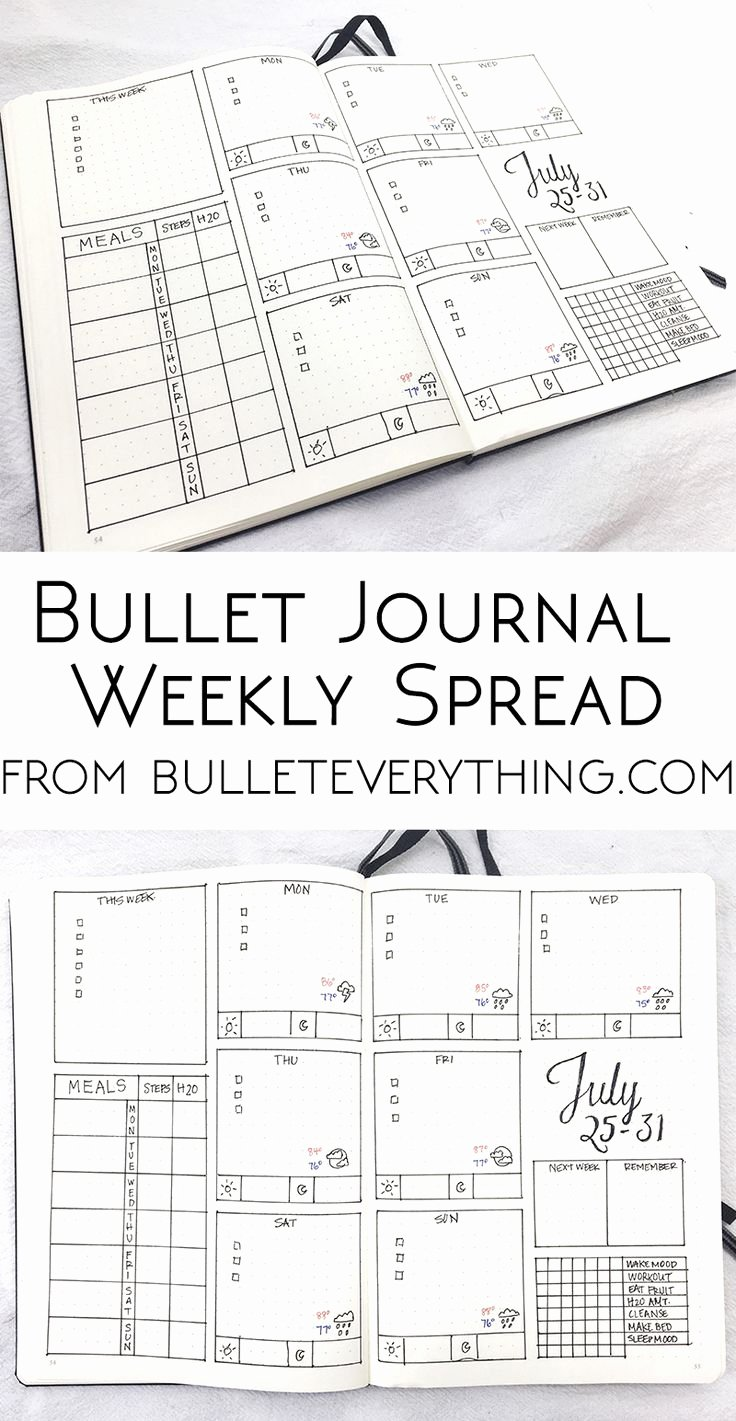 Bullet Journal Pdf Template Awesome Best Images About Bullet Journal Junkies