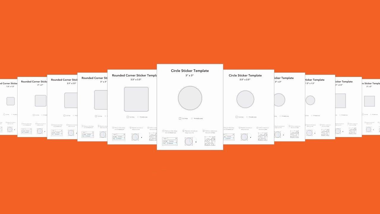 Bumper Sticker Template Free Elegant Free Online Bumper Sticker Template Political Campaign