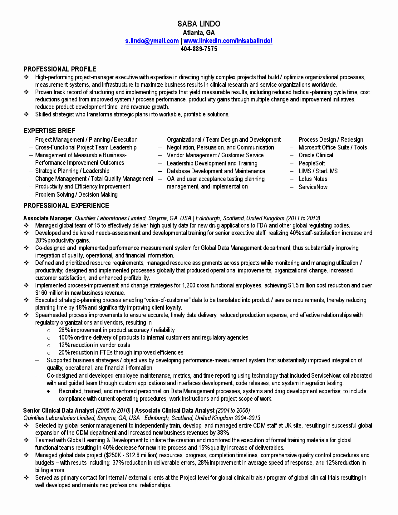 Business Analyst Resume Template Inspirational Business Analyst Resume Indeed