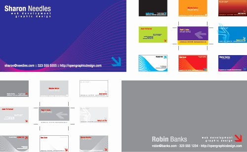 Business Card Ai Template Beautiful Free Business Card Templates Free Vector Illustrator Eps