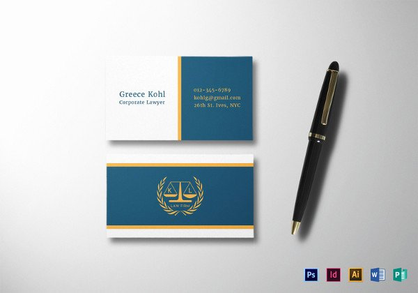 Business Card Illustrator Template Inspirational 28 Blank Business Card Templates Free Psd Ai Vector