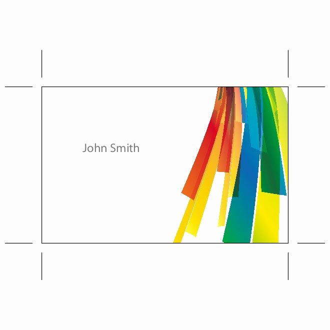 Business Card Template Illustrator Best Of Business Card Ai Template Download at Vectorportal