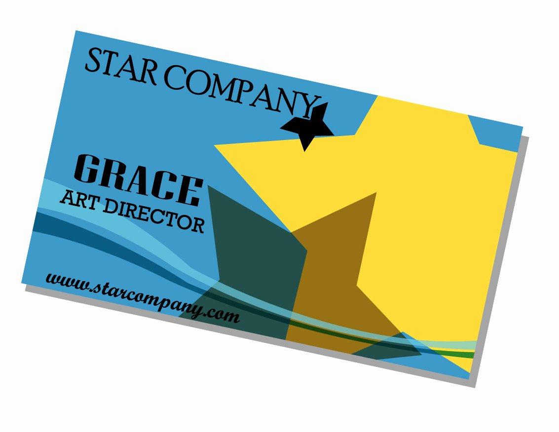 Business Card Template Illustrator Fresh Business Cards Illustrator Template