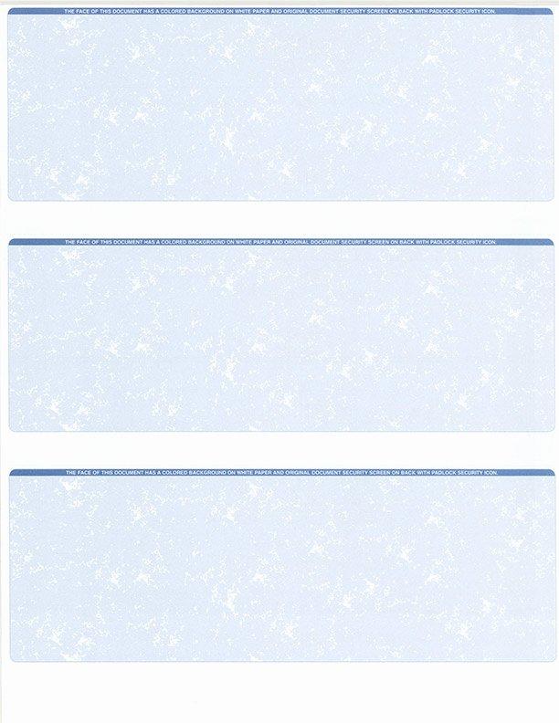 Business Check Printing Template Fresh Puter Checks 3 On Page