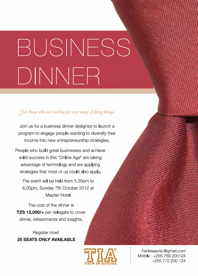 Business Dinner Invitation Template Best Of Business Dinner Invitation