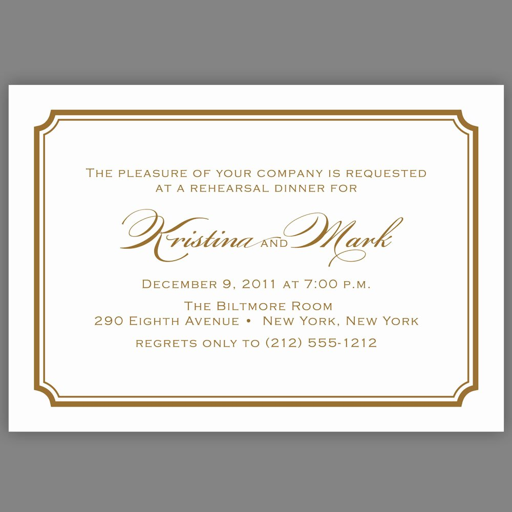 Business Dinner Invitation Template Best Of Business Dinner Invitation Template