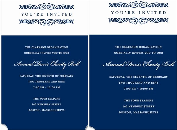 Business Dinner Invitation Template Lovely 8 Business Dinner Invitations Jpg Vector Eps Ai