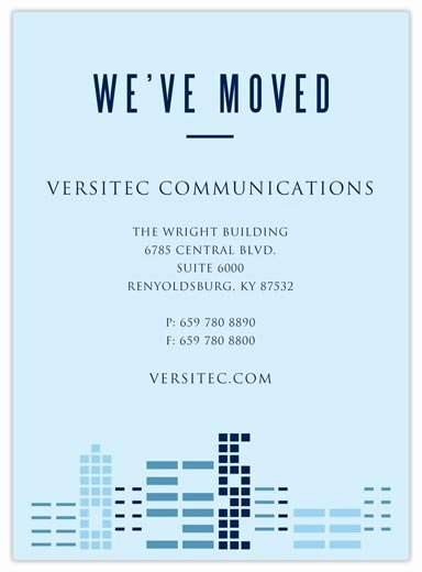 Business Moving Announcement Template Best Of 10 Best Of We Ve Moved Business Announcements