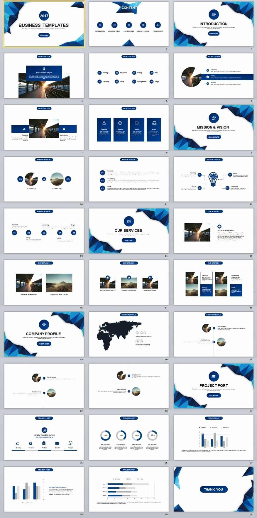 Business Plan Powerpoint Template Elegant 30 Blue Business Plan Powerpoint Templates