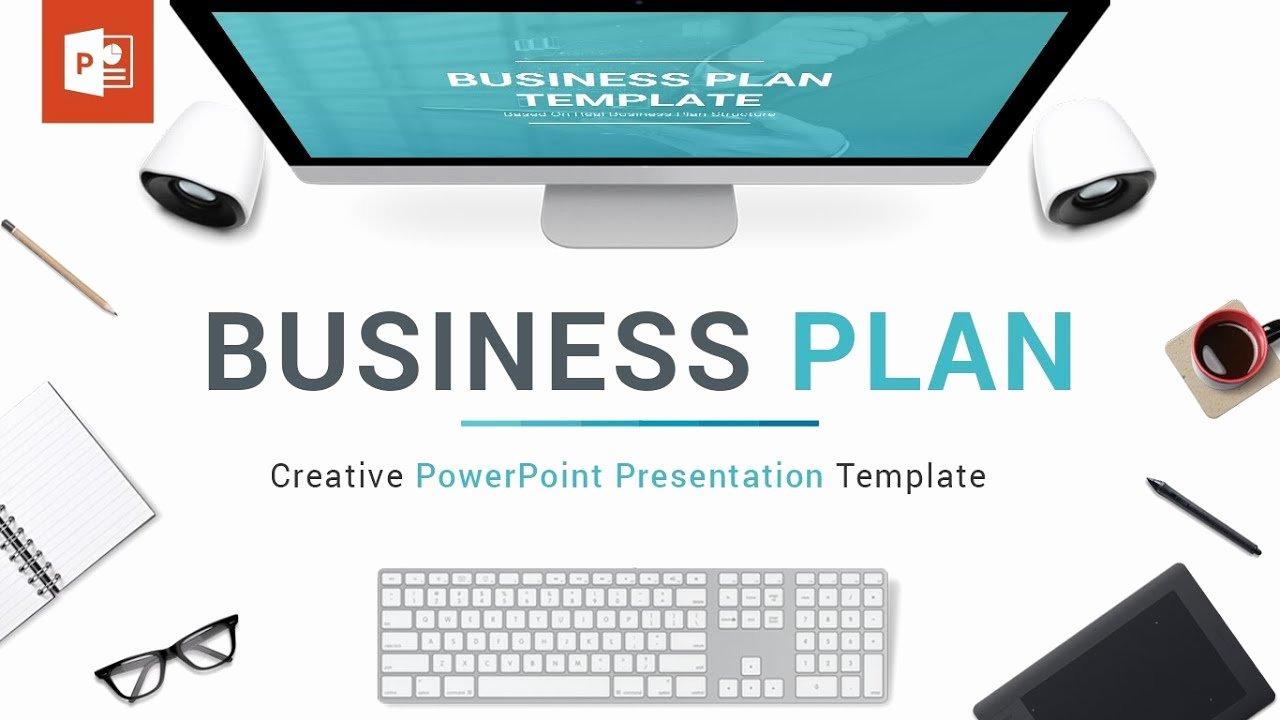 Business Plan Powerpoint Template Luxury Best Business Plan Powerpoint Presentation Templates and