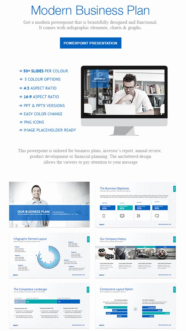 Business Plan Powerpoint Template Luxury How Do You Make A Business Plan Powerpoint Presentation