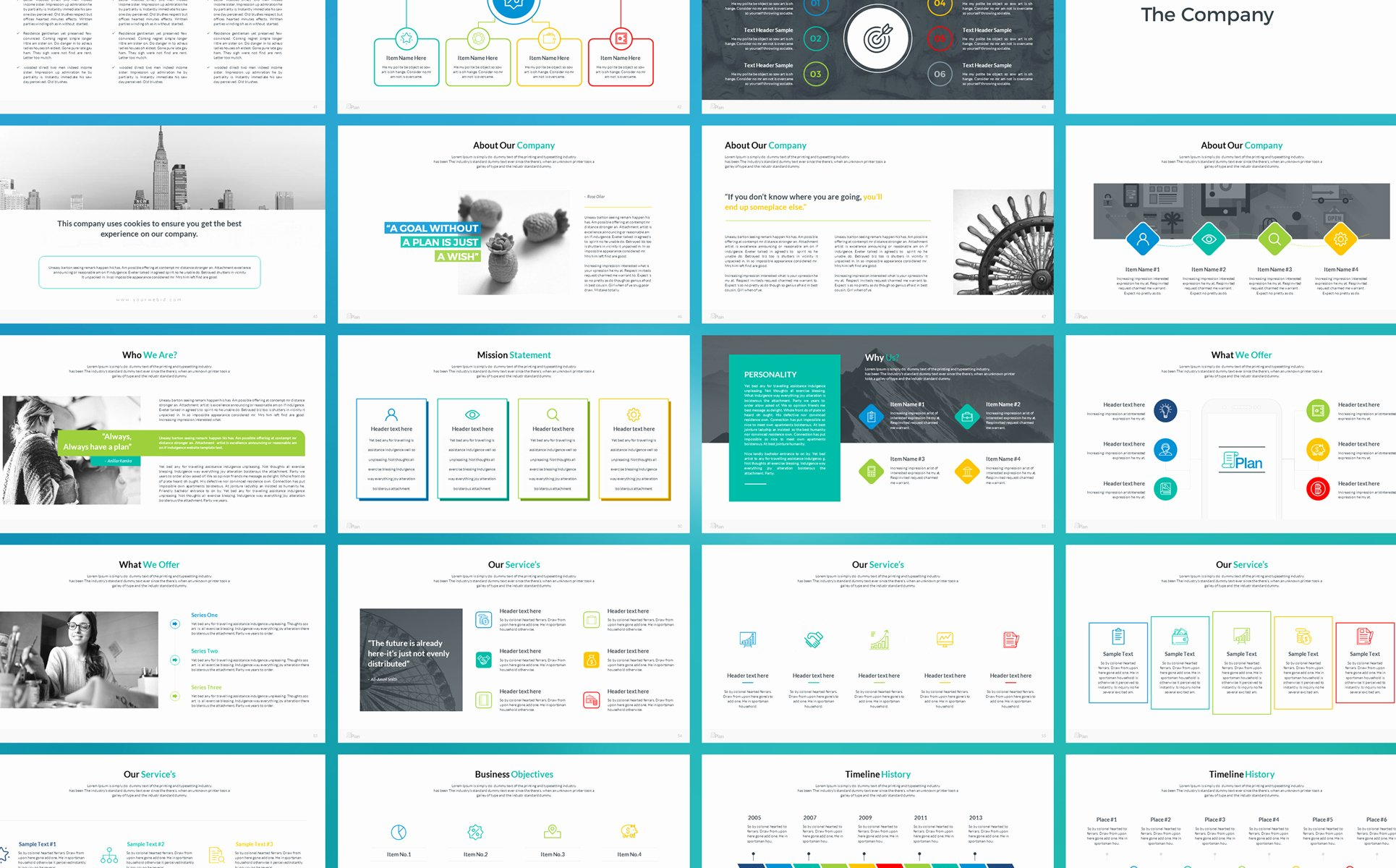 Business Plan Presentation Template Fresh Plan Business Plan & Infographic Powerpoint Template