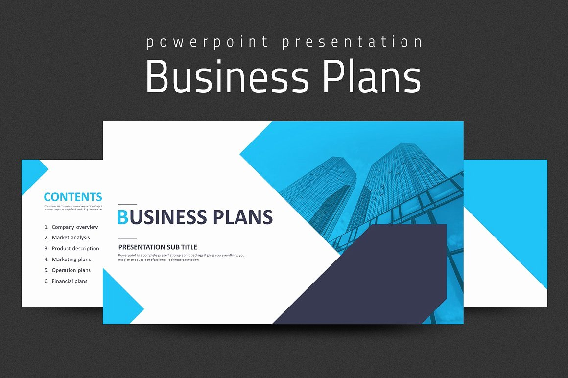 Business Proposal Powerpoint Template Inspirational top 23 Business Plan Powerpoint Templates Of 2017 Slidesmash