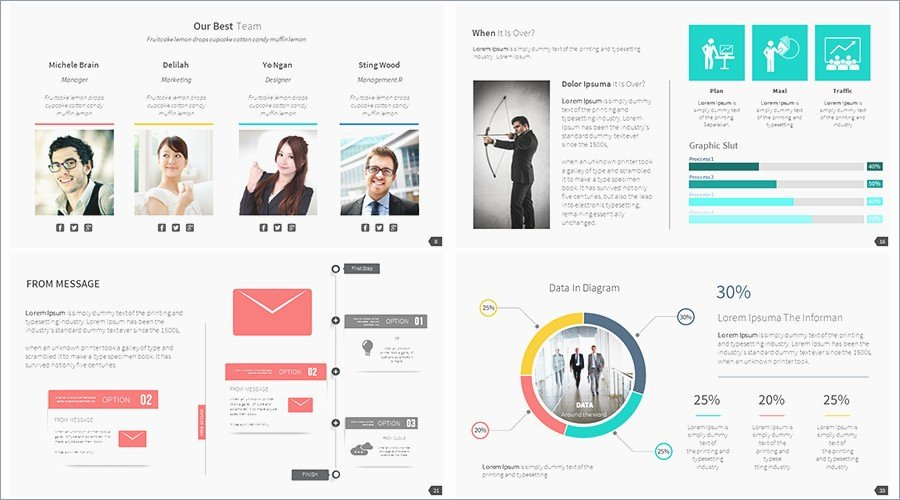 Business Proposal Powerpoint Template Lovely Business Proposal Powerpoint Template Free Download