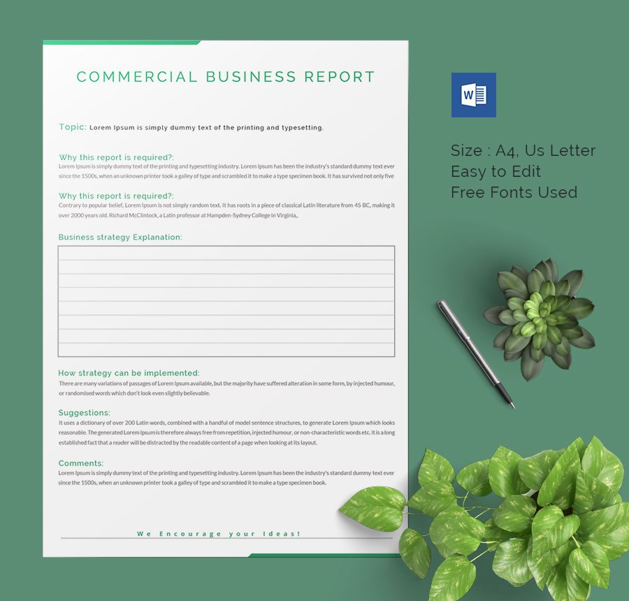 Business Report format Template Fresh 38 Business Report Templates Google Docs Apple Pages Ms