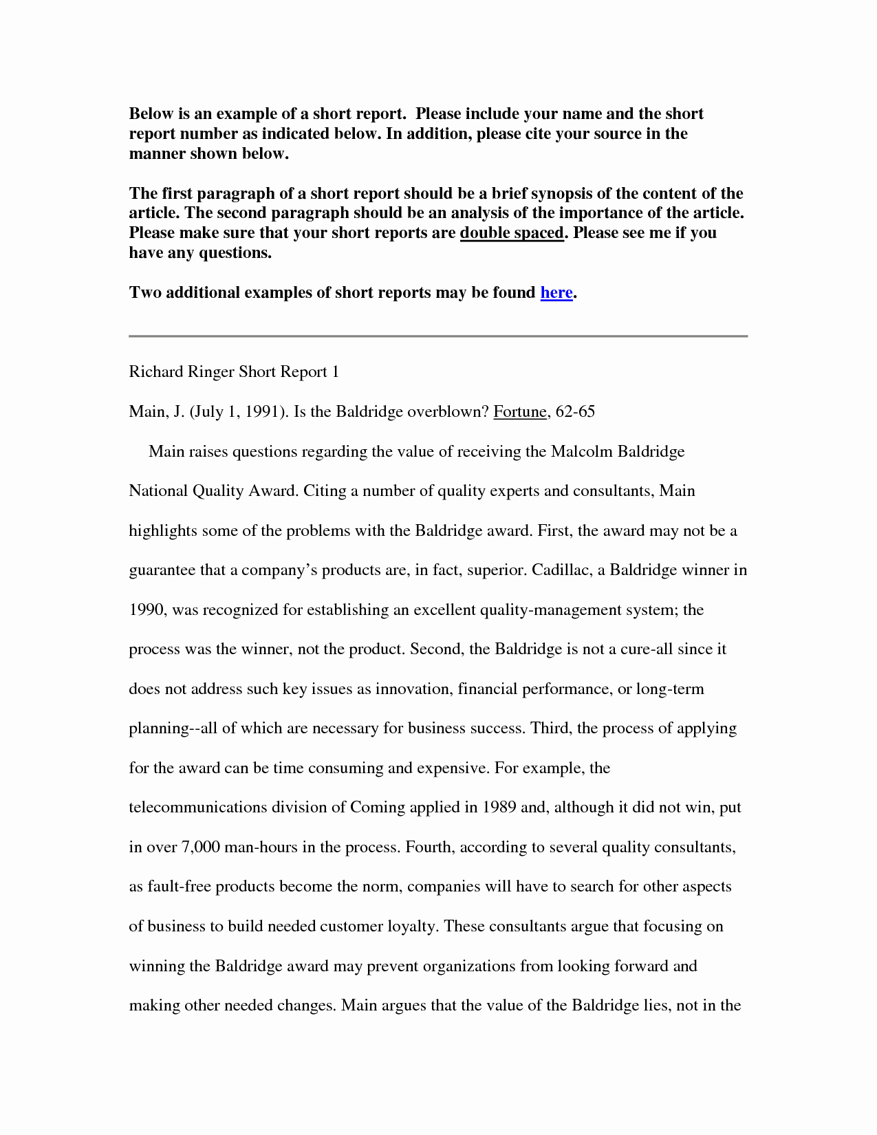 Business Report format Template Fresh Business Report Template Example Mughals
