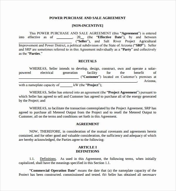 Business Sale Agreement Template Fresh Sample Business Sale Agreement 8 Free Documents