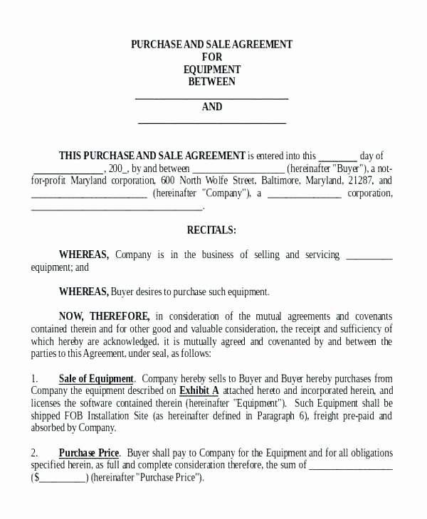Business Sale Agreement Template Lovely Mission Agreement Templates Word Pages Free
