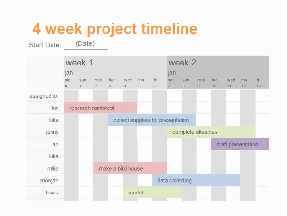 Calendar Template for Powerpoint Beautiful 9 Calendar Timeline Templates Doc Ppt