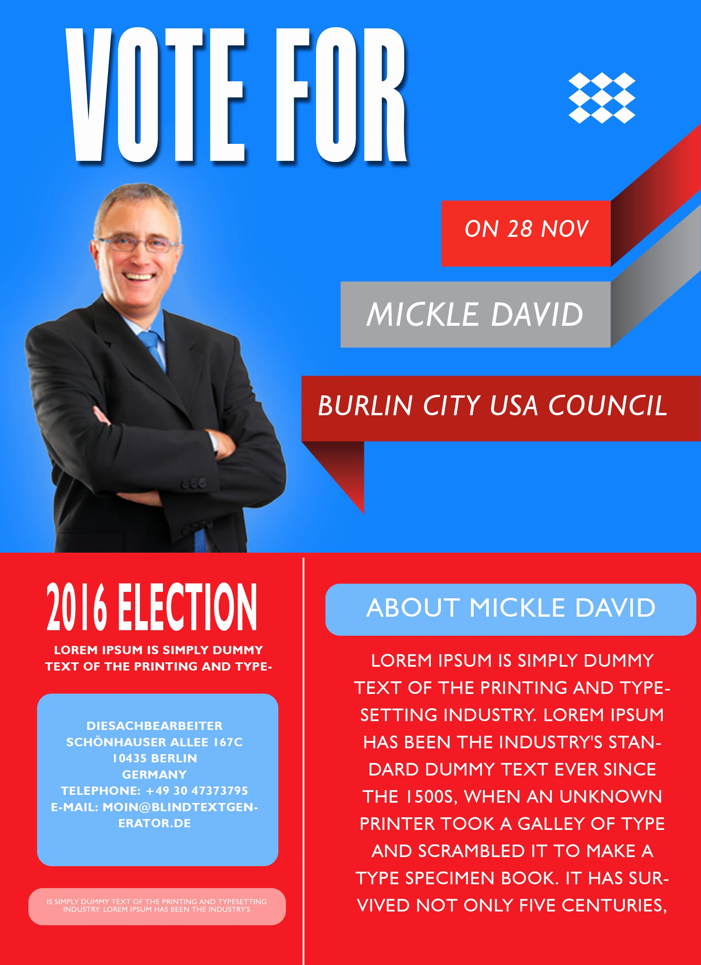 Campaign Flyer Template Free Best Of Campaign with these Elegant Free Political Campaign Flyer
