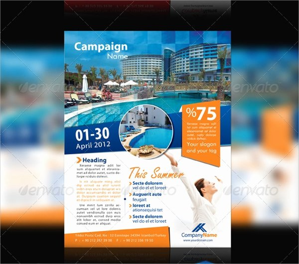 Campaign Poster Template Free Beautiful 12 Best Campaign Flyer Templates
