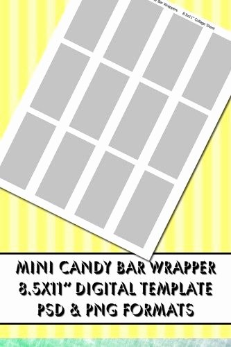 Candy Bar Label Template Awesome Candy Bar Wrappers Bar Wrappers and Candy Bars On Pinterest
